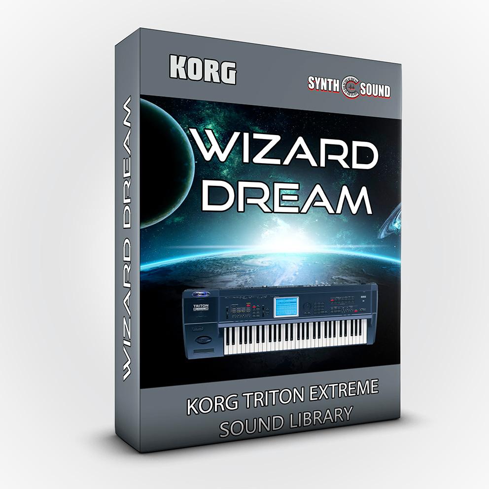 SSX107 - Wizard Dream - Korg Triton EXTREME