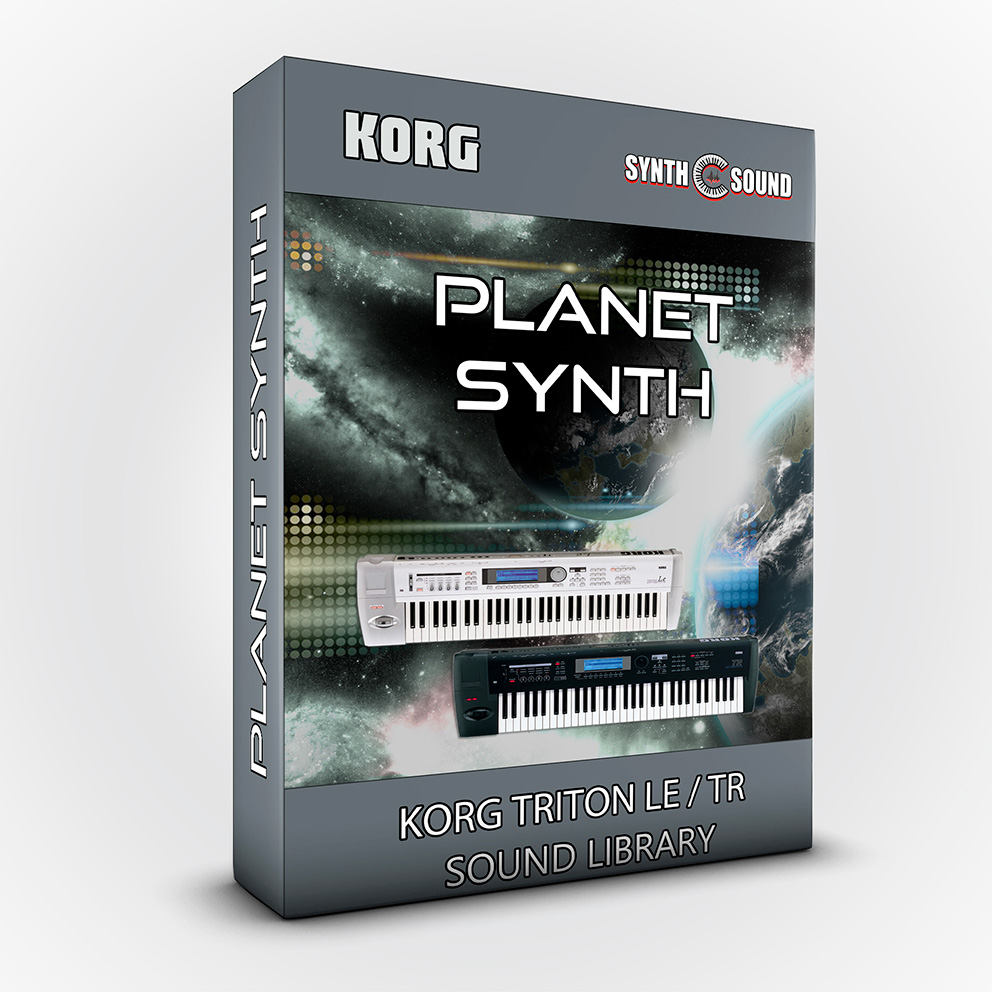 SSX104 - Planet Synth - Korg Triton LE / TR