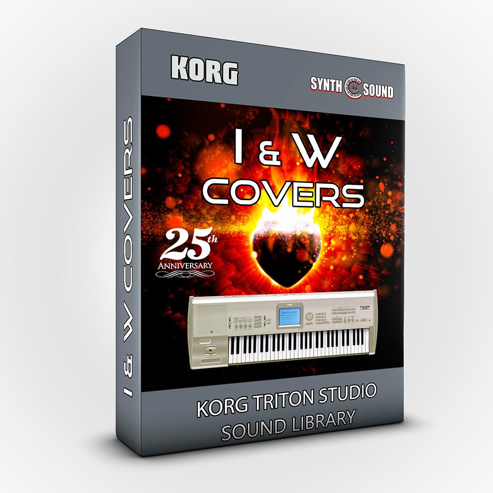 I&W Covers / 25th Anniversary - Korg Triton STUDIO