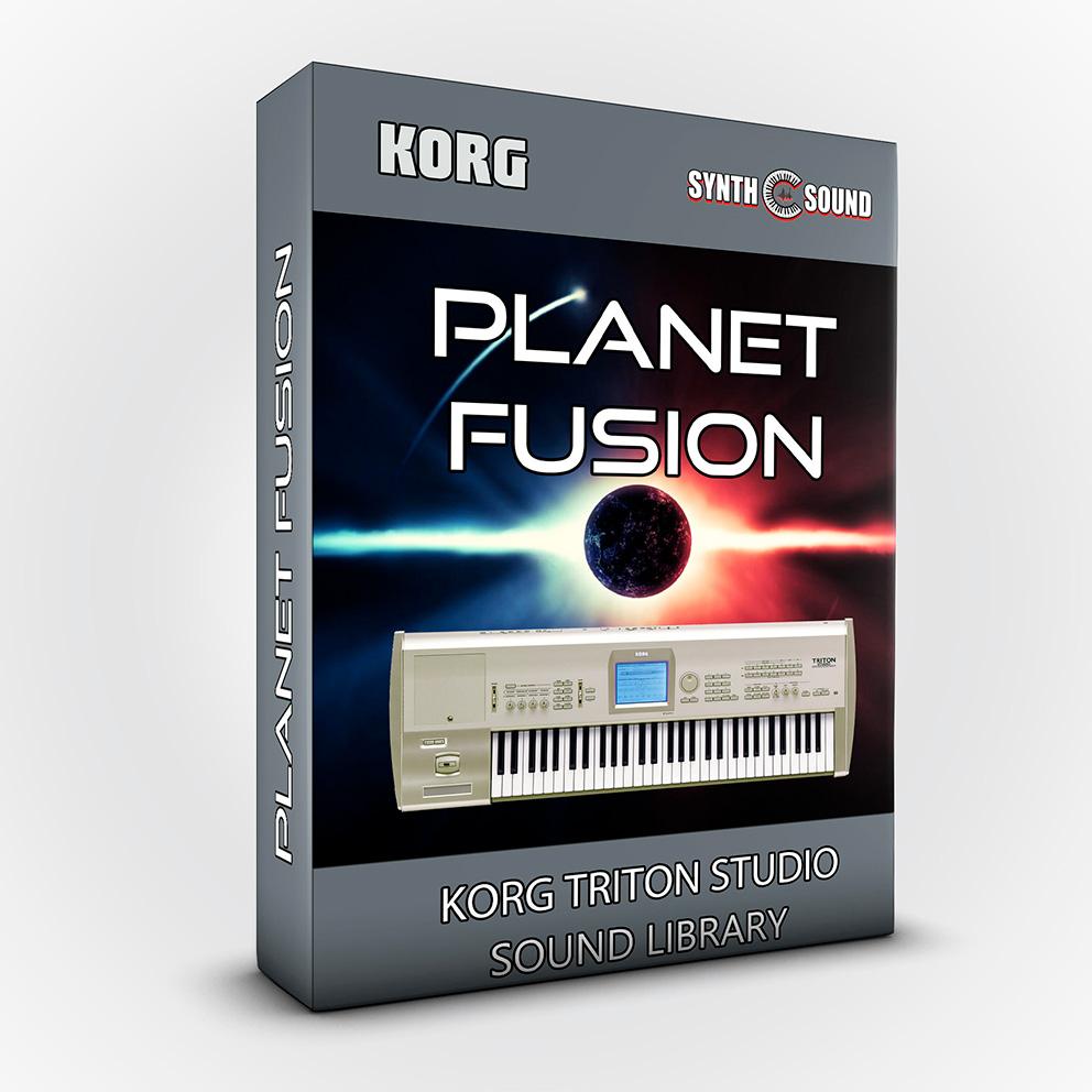 SSX108 - Planet Fusion - Korg Triton STUDIO