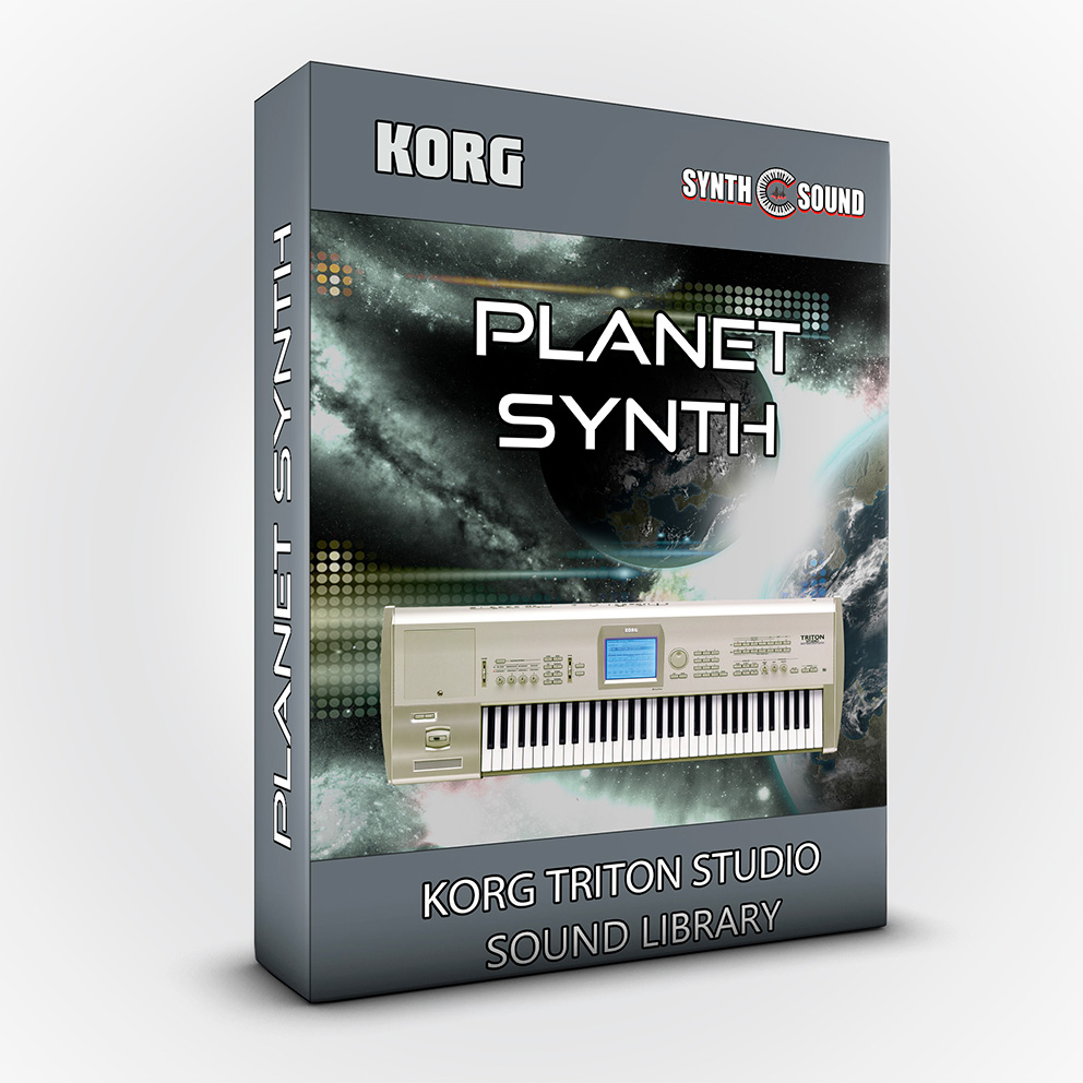 SSX104 - Planet Synth - Korg Triton STUDIO