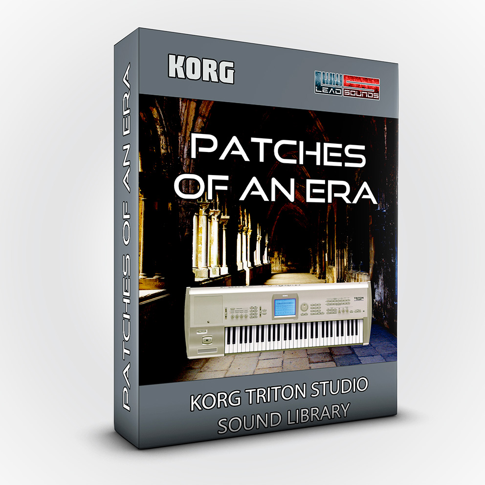 Patches Of An Era / Nightwish Cover Pack - Korg Triton STUDIO