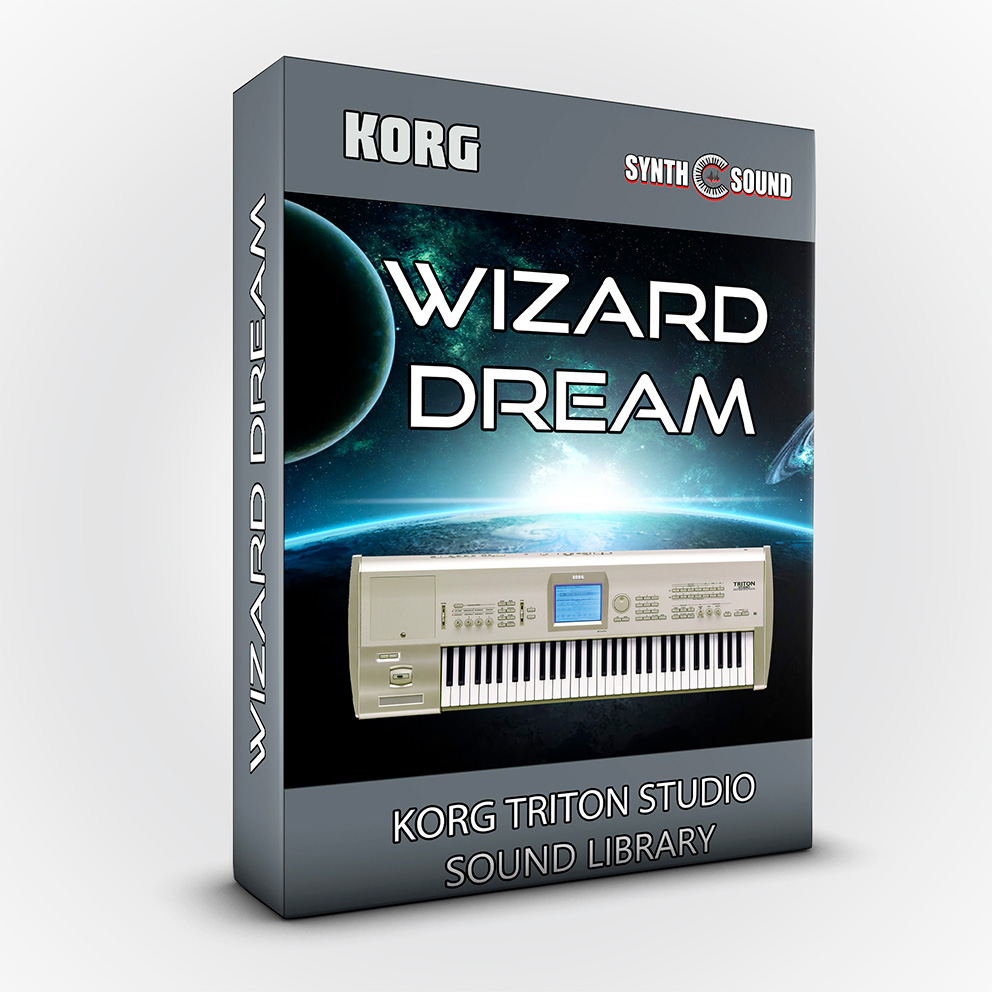 SSX107 - Wizard Dream - Korg Triton STUDIO