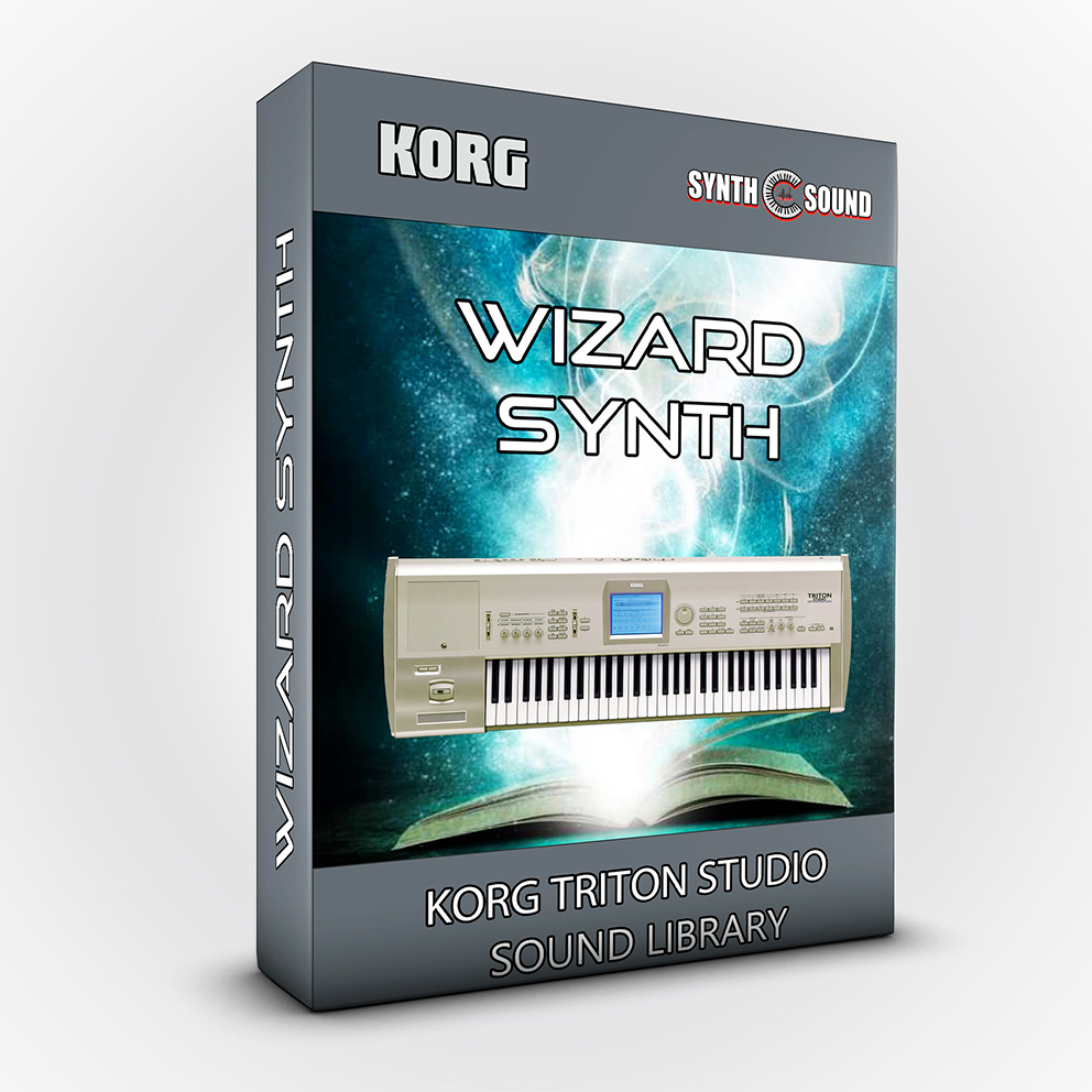 SSX103 - Wizard Synth - Korg Triton STUDIO