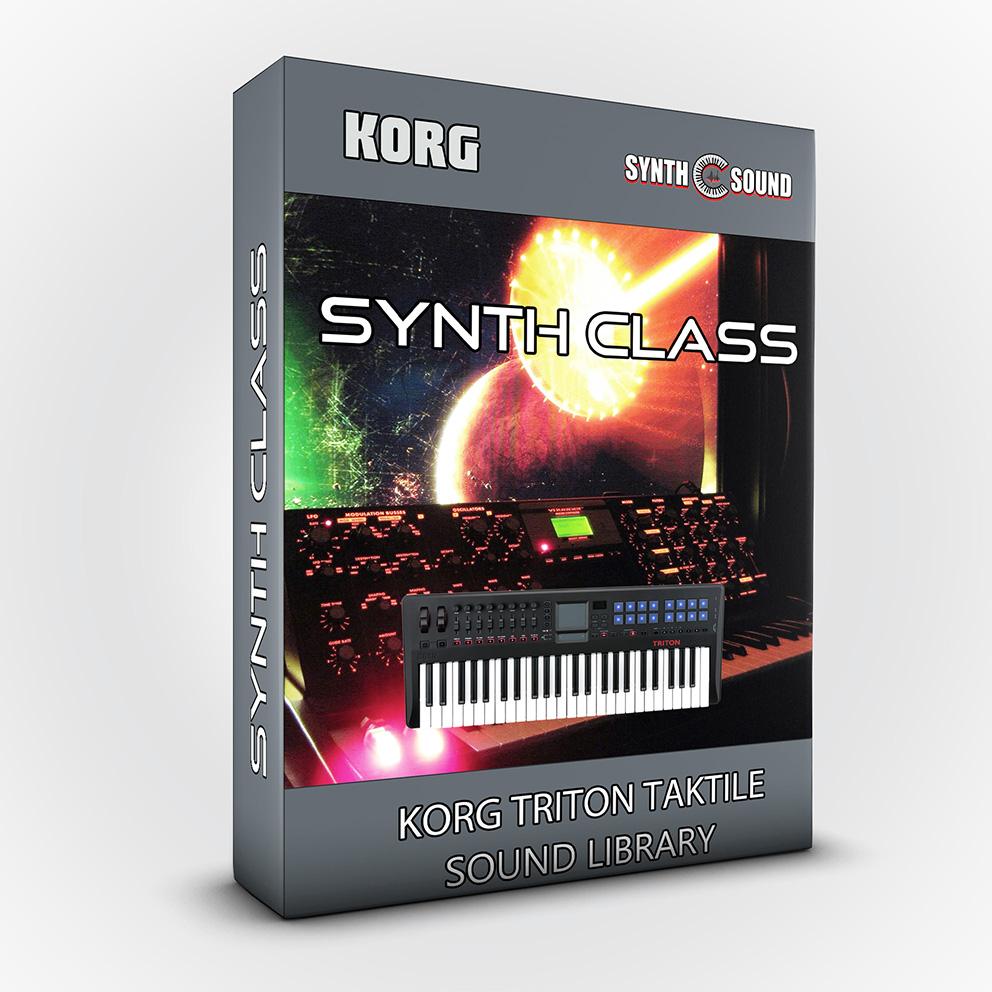 SSX113 - Synth Class - Korg Triton Taktile