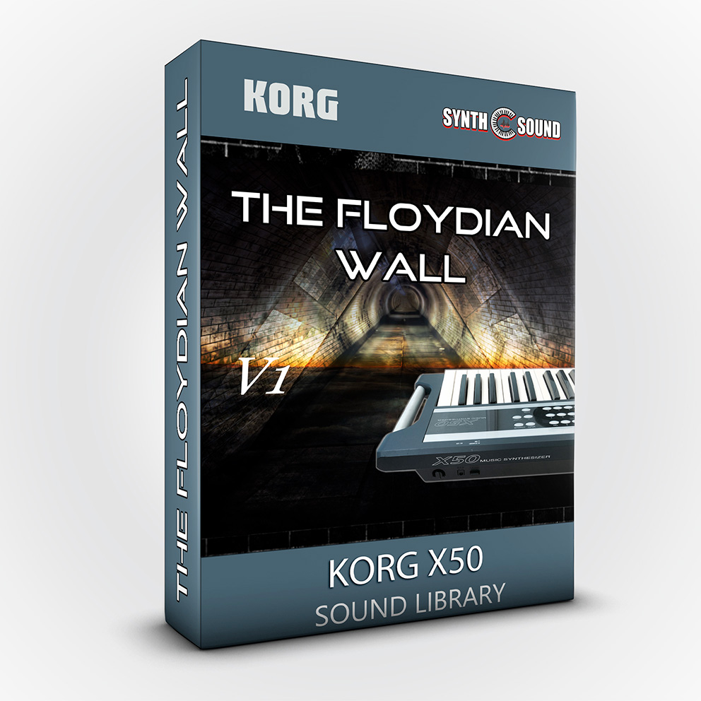 SSX101 - The Floydian Wall V.1 - Korg X50