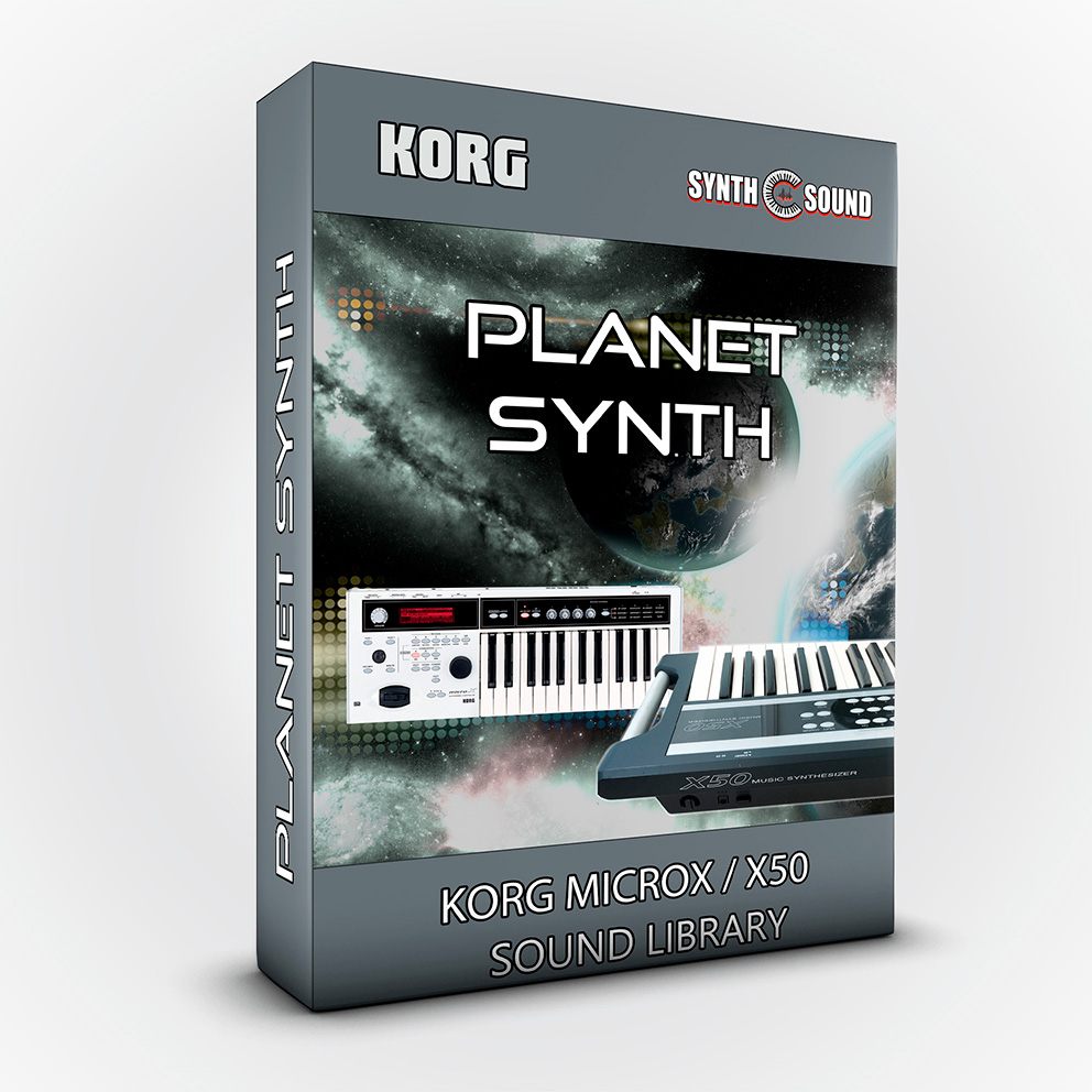 SSX104 - Planet Synth - Korg MicroX