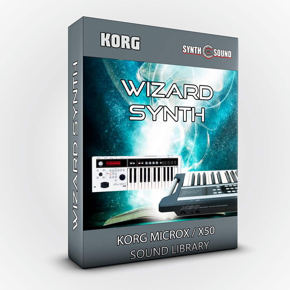 SSX103 - Wizard Synth - Korg X50