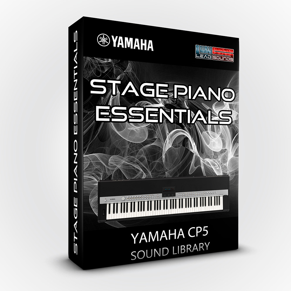 SCL59 - Stage Piano Essentials - Yamaha CP5
