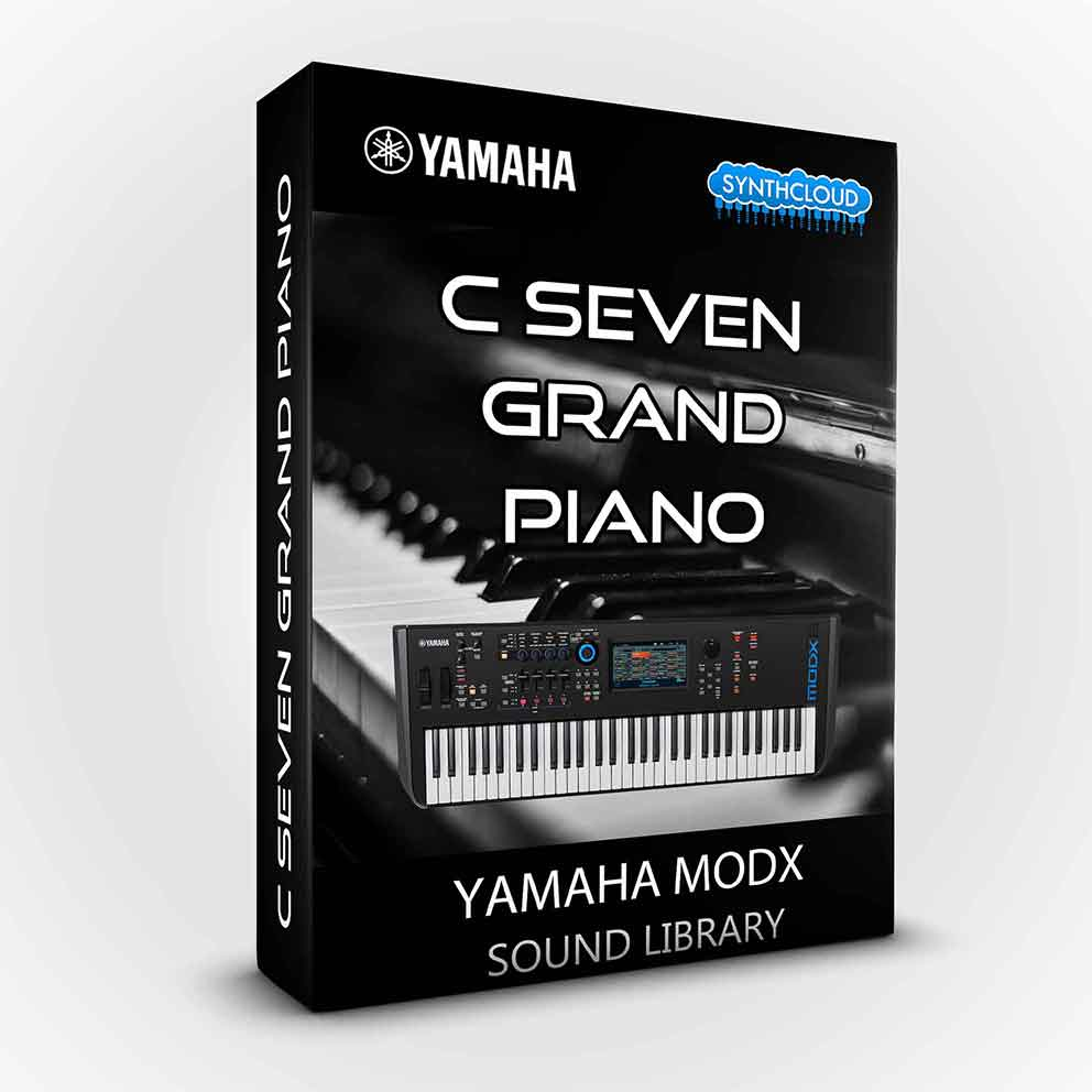 SCL211- C-Seven Grand Piano - Yamaha MODX