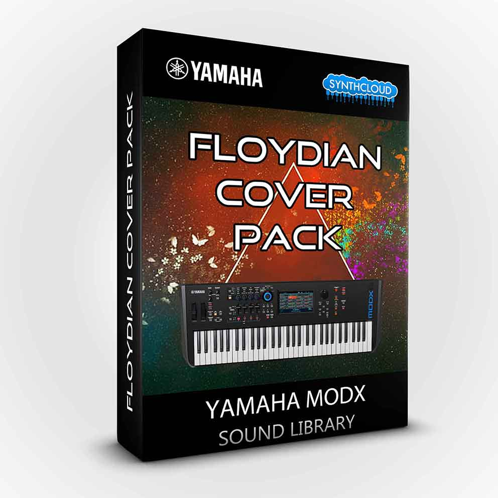 SCL224 - Floydian Cover Pack - Yamaha MODX