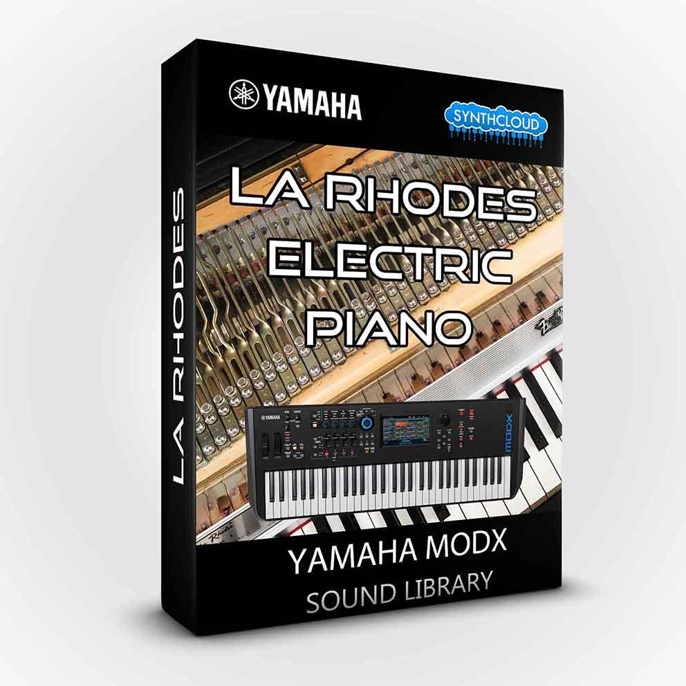 SCL186 - LA Rhodes Electric Piano - Yamaha Modx