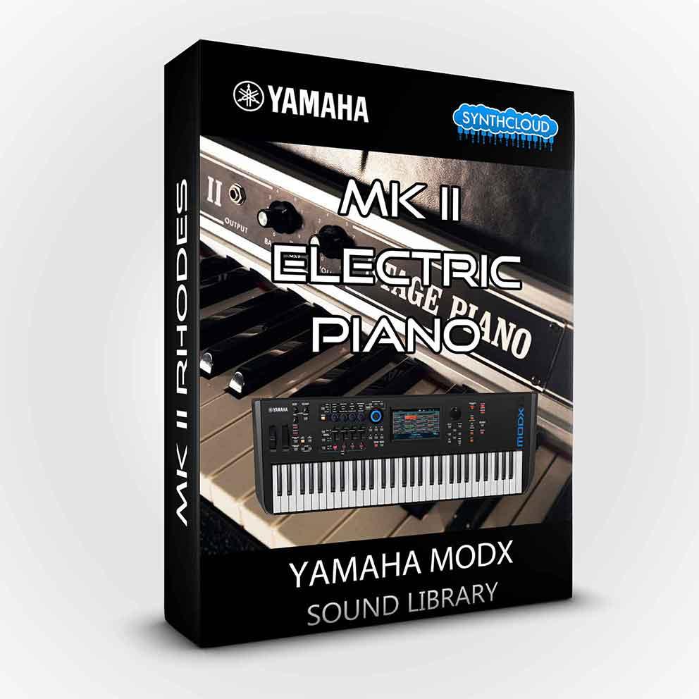 SCL267 - MKII Electric Piano - Yamaha MODX