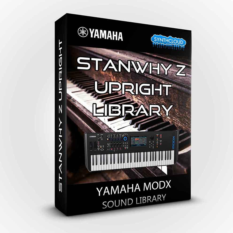 SCL259 - StanWhy Z Upright Library - Yamaha MODX