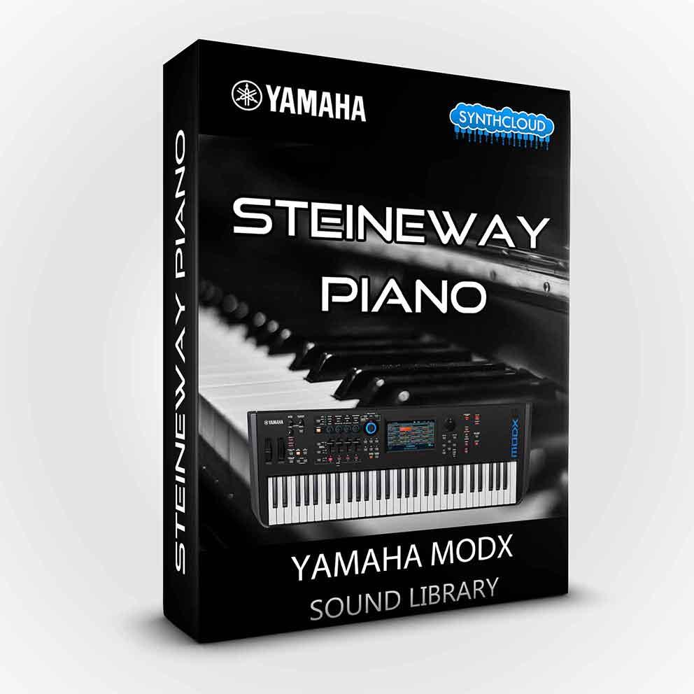 SCL182 - SteiNeWay Piano - Yamaha Modx