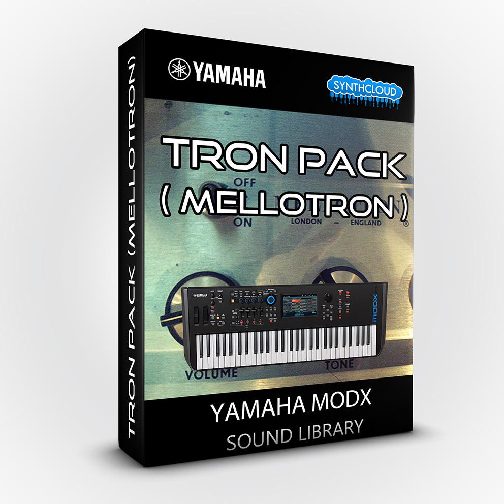 LDX128 - Tron Pack (Mellotron) - Yamaha MODX
