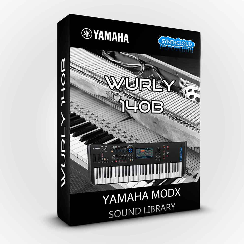 SCL192 - Wurly 140B Electric Piano - Yamaha MODX