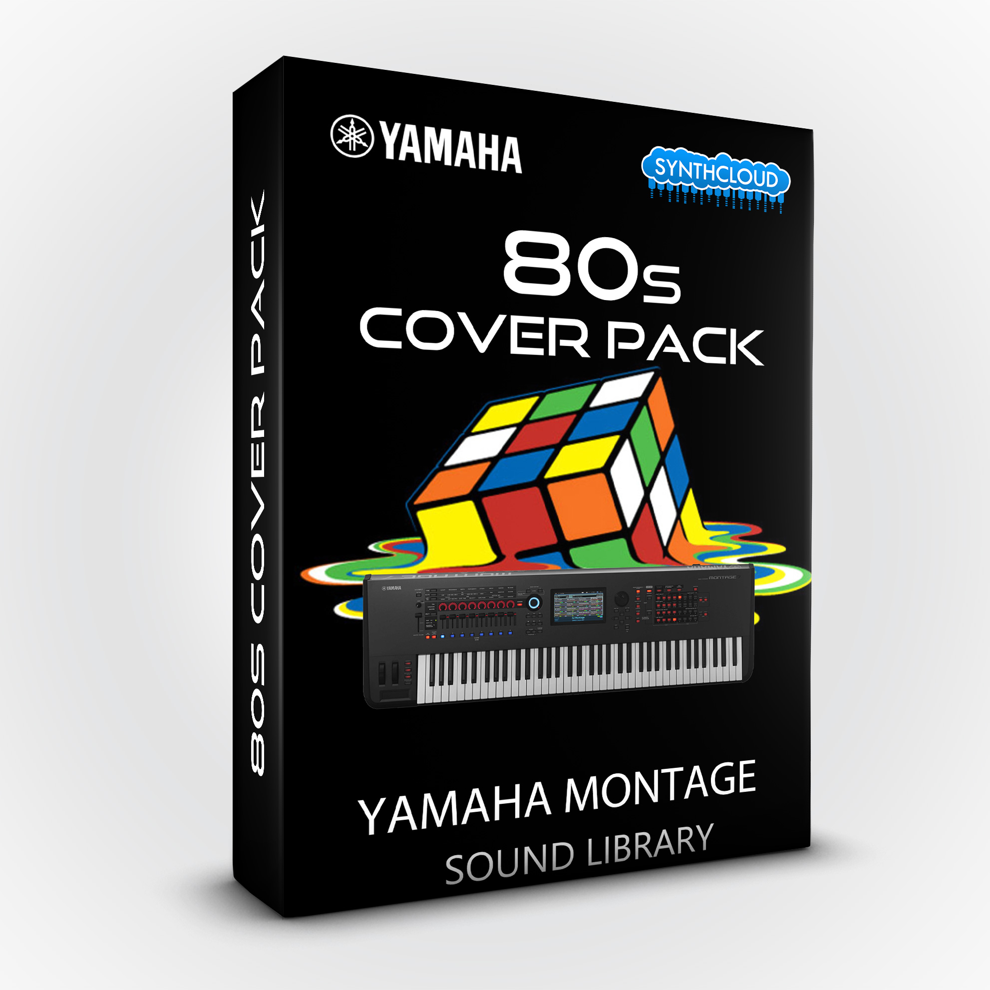 SCL129 - 80s Cover Pack - Yamaha MONTAGE
