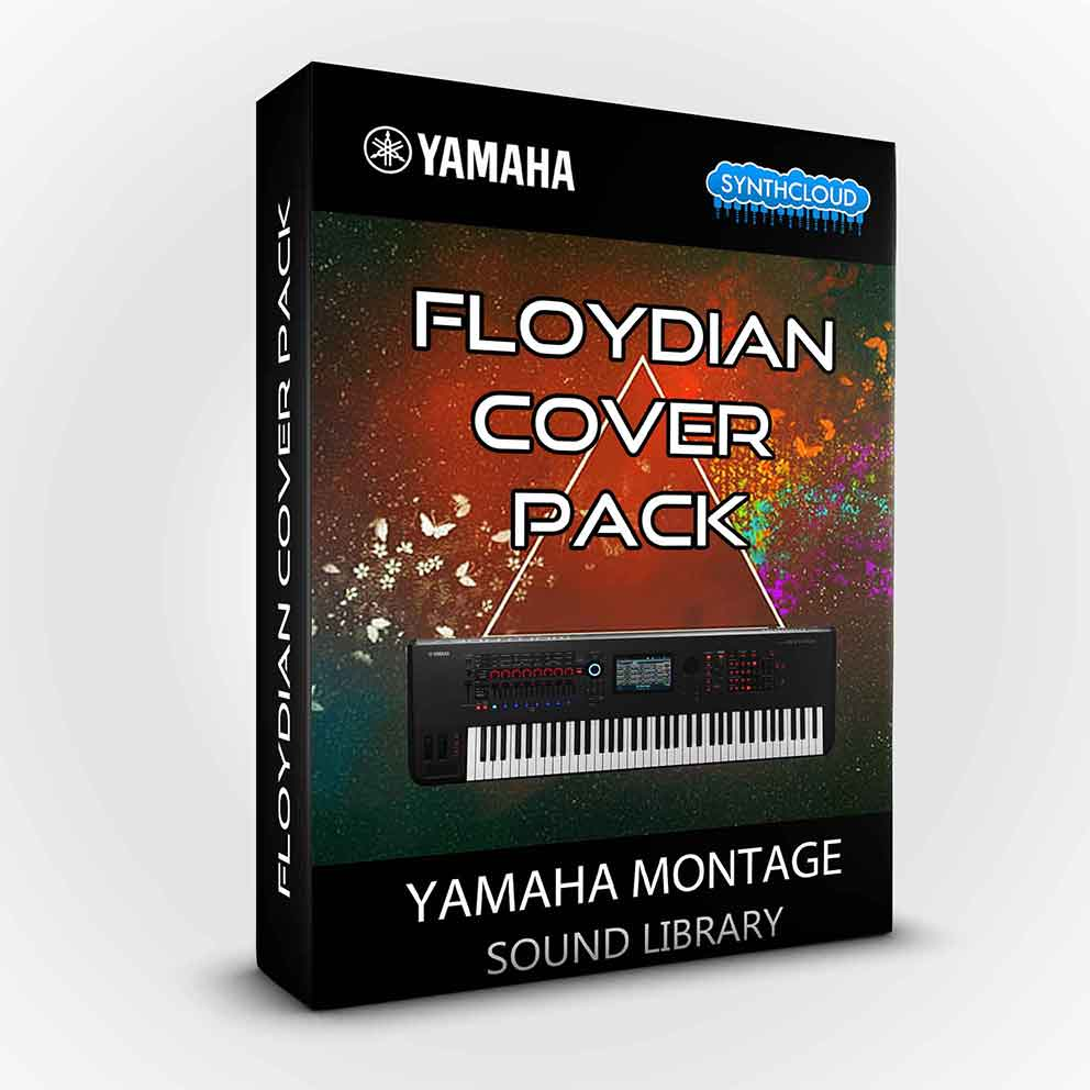 SCL224 - Floydian Cover Pack - Yamaha MONTAGE