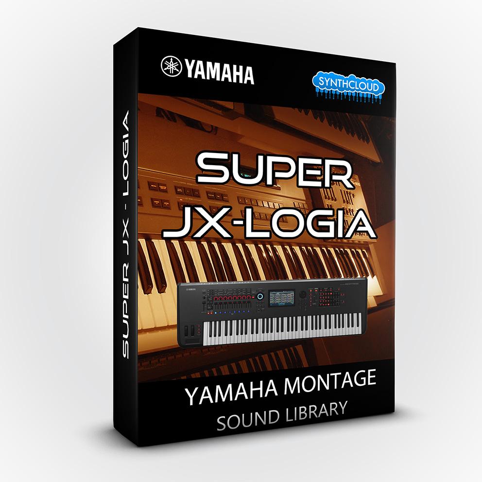 SCL132 - Super Jx-logia - Yamaha MONTAGE