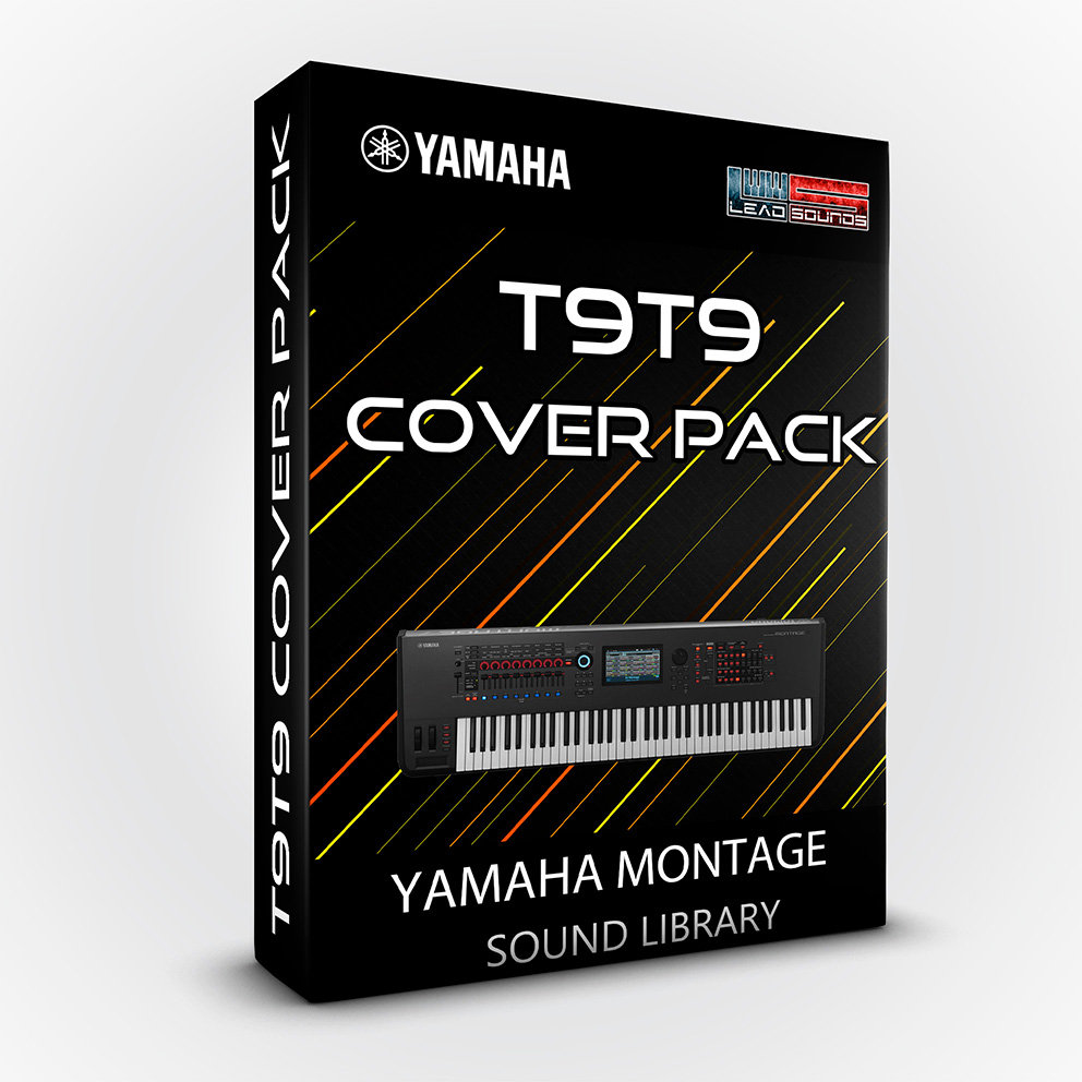 T9t9 Cover Pack - Yamaha Montage