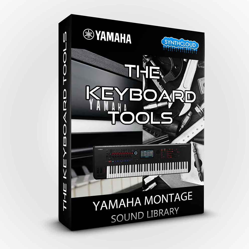 SCL231 - The Keyboard Tools - Yamaha MONTAGE