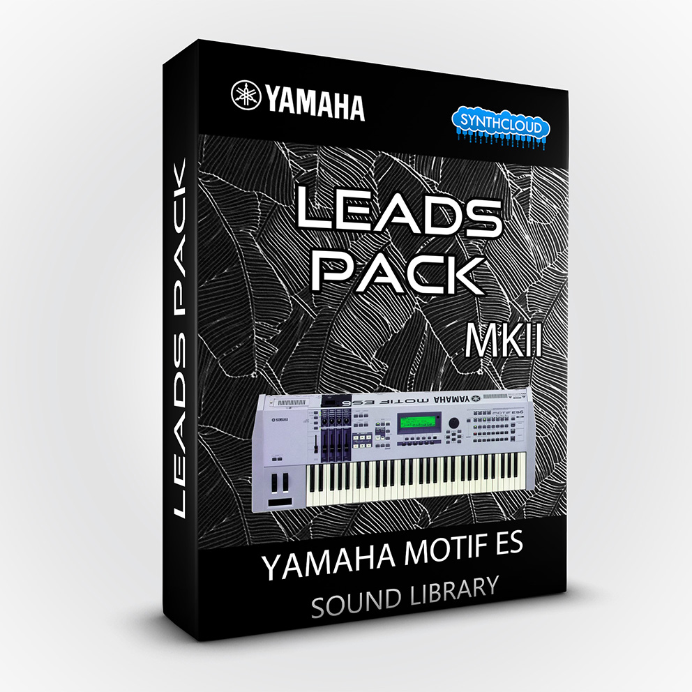LDX124 - Leads Pack MKII - Yamaha Motif ES
