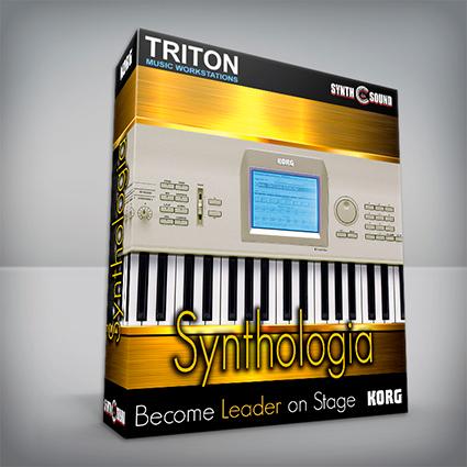 Synthologia V1 - Korg Triton STUDIO