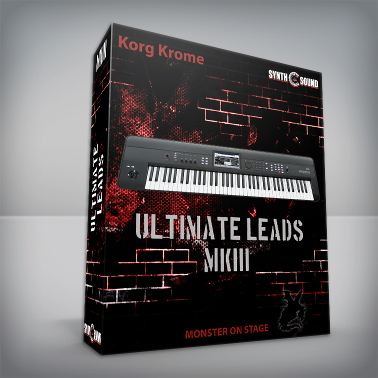Ultimate Leads MKIII - Korg Krome
