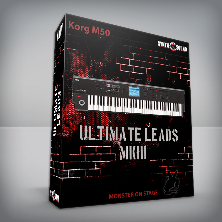 Ultimate Leads MKIII - Korg M50