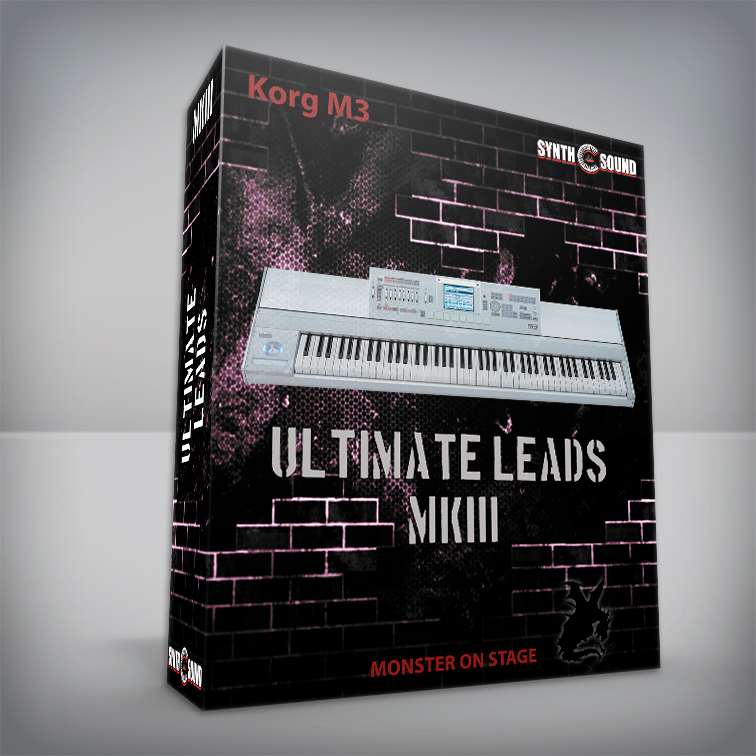 Ultimate Leads MKIII - Korg M3