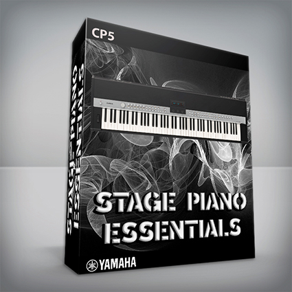 Stage Piano Essentials - Yamaha CP5