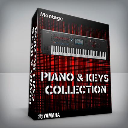 Piano & Keys / Collection - Yamaha Montage