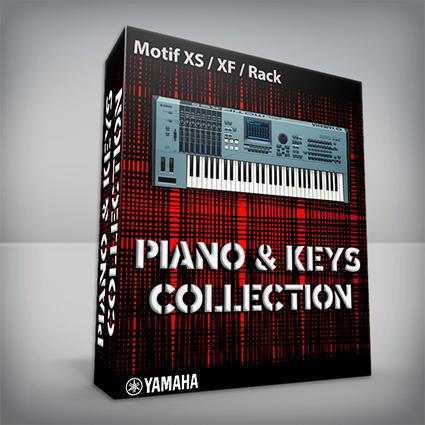 Piano & Keys / Collection - Yamaha Motif XS / XF / Rack