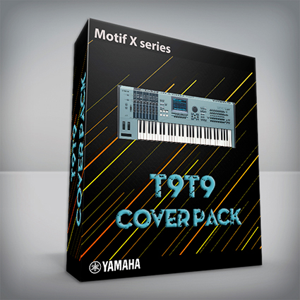 T9t9 Cover Pack - Yamaha Motif XS