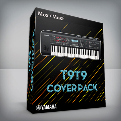 T9t9 Cover Pack - Yamaha Mox / Moxf