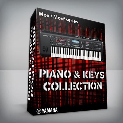 Piano & Keys /  Collection - Yamaha Mox / Moxf