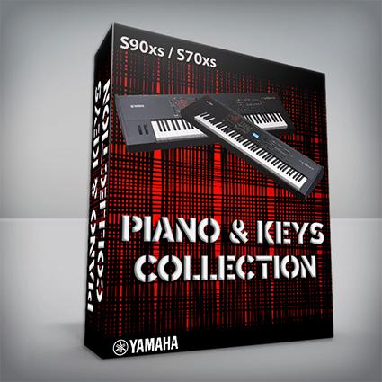 Piano & Keys / Collection - Yamaha s90xs / S70xs