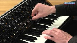 Moog Sub 37 Tribute Edition Analog Synthesizer Demo - Sweetwater Sound