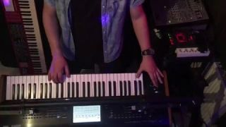 Monster lead Solo on Korg Kronos 2