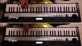 Dream Theater - Lifting Shadows of a Dream - Keyboard Cover by Francesco Convertini