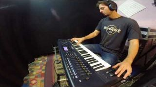 Dream Theater - Take the Time - Keyboard Cover by Francesco Convertini