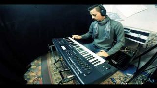 Dream Theater - Surrounded - Keyboard Cover by Francesco Convertini
