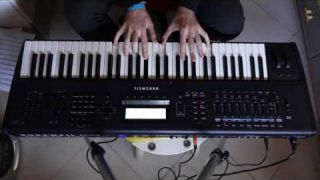 Dream Theater - Pull Me Under - Keboard Cover on PC3 by Francesco Convertini