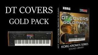 DT COVERS GOLD PACK
