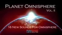 PLANET OMNISPHERE VOL.2 Spectrasonics Omnisphere Collection