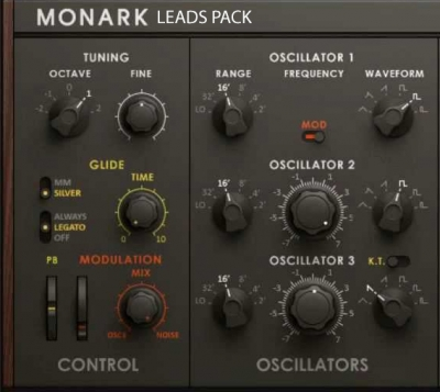 NATIVE INSTRUMENTS MONARK LEAD PACKS