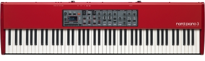Nord Piano 3 - a new stage piano by Nord