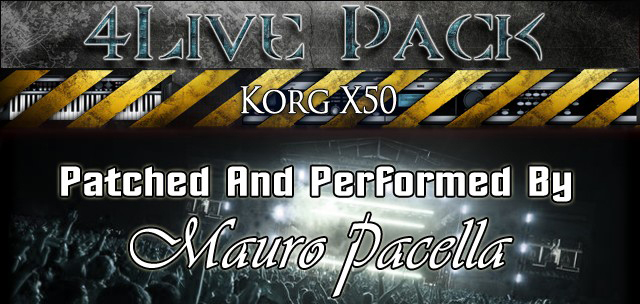 Korg X50 4Live